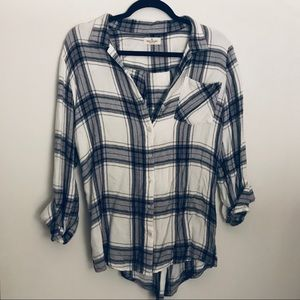 Thread and Supply Flannel